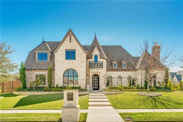 6808 Mulhouse Court, Plano, TX 75024 (MLS #14033548) :: Kimberly Davis & Associates