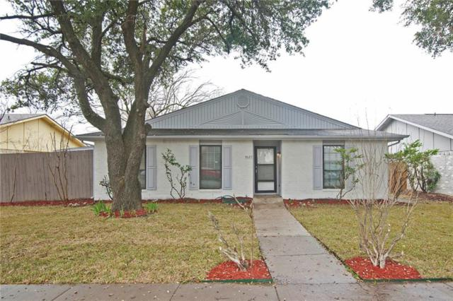 4629 Tarry Drive, Garland, TX 75043 (MLS #14033674) :: The Chad Smith Team