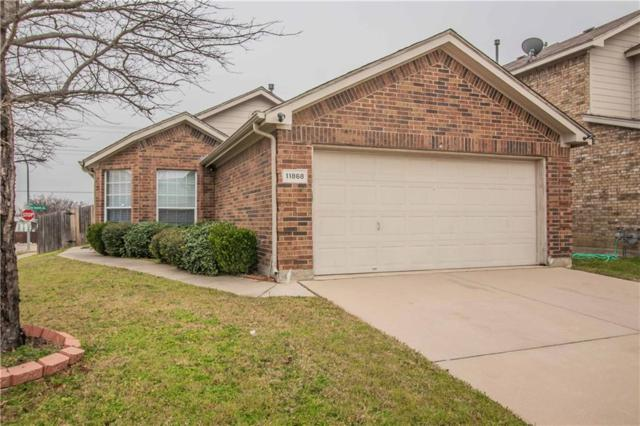 11868 Porcupine Drive, Fort Worth, TX 76244 (MLS #14033779) :: The Good Home Team