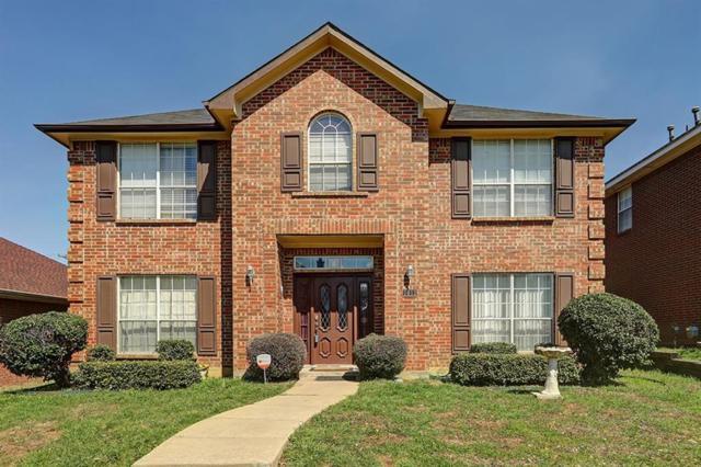 1413 Sutton Drive, Carrollton, TX 75006 (MLS #14033852) :: Baldree Home Team