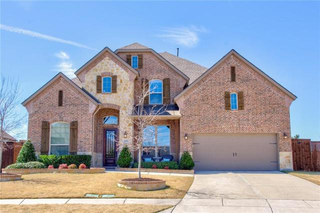 8489 Lewis Canyon Drive, Frisco, TX 75036 (MLS #14033911) :: Vibrant Real Estate