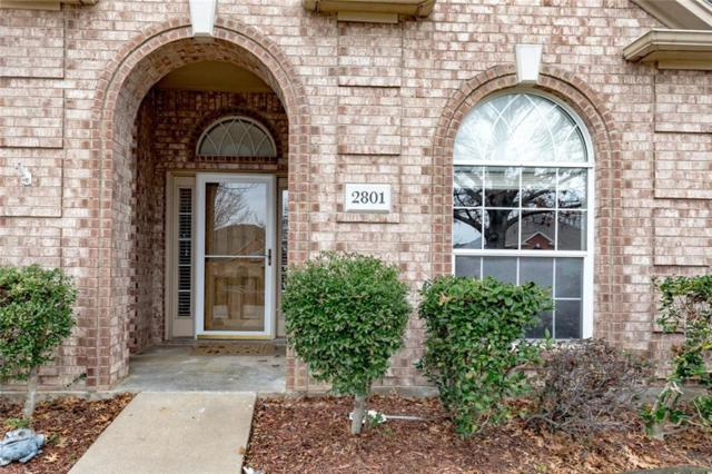 2801 Saint Charles Drive, Mansfield, TX 76063 (MLS #14034029) :: The Chad Smith Team