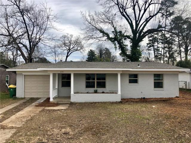 220 Terrace, Texarkana, TX 75501 (MLS #14034036) :: Robbins Real Estate Group