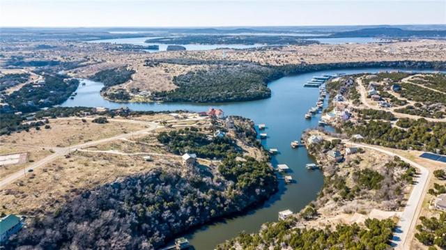 TBD Spyglass Drive, Graford, TX 76449 (MLS #14034428) :: The Chad Smith Team