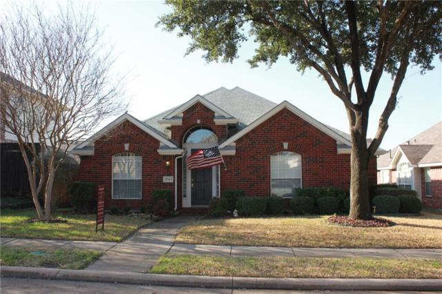 2043 Westbury Lane, Allen, TX 75013 (MLS #14034690) :: RE/MAX Town & Country