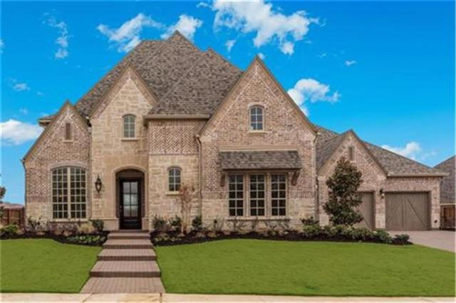 940 Cliff Creek Drive, Prosper, TX 75078 (MLS #14034718) :: The Heyl Group at Keller Williams