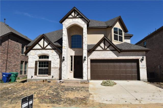 1220 Yarrow Street, Little Elm, TX 75068 (MLS #14035398) :: RE/MAX Landmark