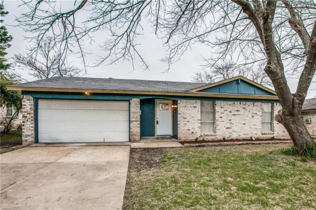 917 Milky Way, Garland, TX 75040 (MLS #14035578) :: Frankie Arthur Real Estate