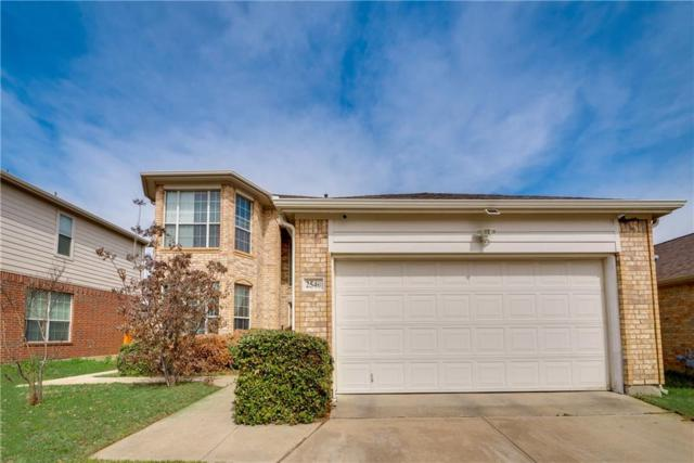 2540 Prospect Hill Drive, Fort Worth, TX 76123 (MLS #14035952) :: RE/MAX Pinnacle Group REALTORS