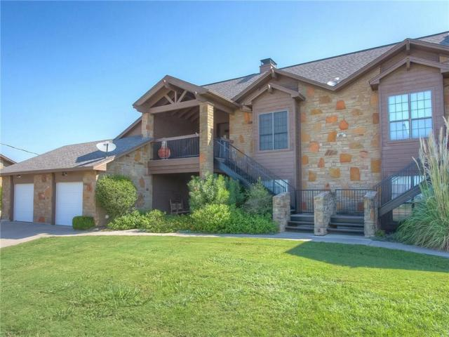1101 Eagle Point Circle, Possum Kingdom Lake, TX 76449 (MLS #14036504) :: The Chad Smith Team