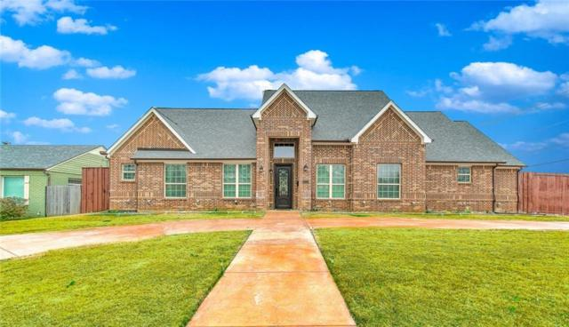 1343 Airline Drive, Grapevine, TX 76051 (MLS #14036551) :: The Tierny Jordan Network