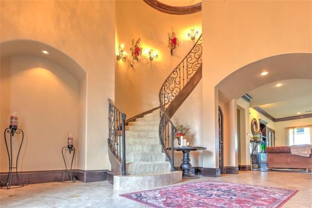 119 Woodland Drive, Krugerville, TX 76227 (MLS #14037150) :: The Hornburg Real Estate Group