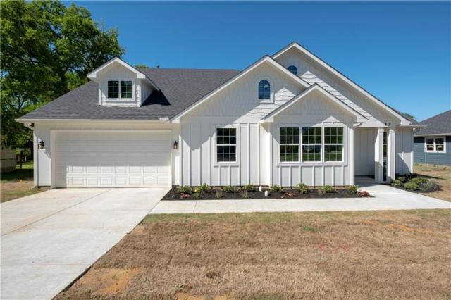 412 E Liberty Street, Pilot Point, TX 76258 (MLS #14037181) :: RE/MAX Town & Country