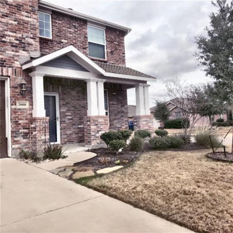 2000 Uvalde, Forney, TX 75126 (MLS #14037397) :: Robbins Real Estate Group