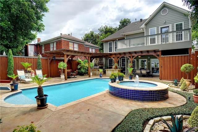 2829 Reagan Street, Dallas, TX 75219 (MLS #14037875) :: Team Hodnett