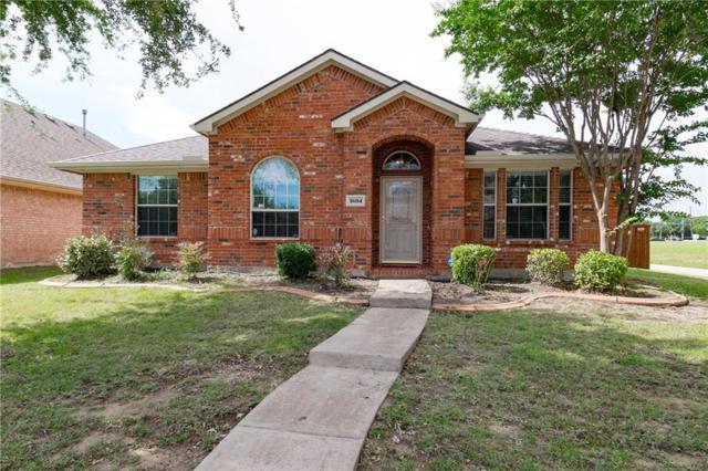 1604 Salvia Springs Drive, Allen, TX 75002 (MLS #14038466) :: All Cities Realty