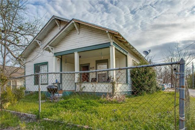 605 S Rusk Street, Sherman, TX 75090 (MLS #14038492) :: The Heyl Group at Keller Williams