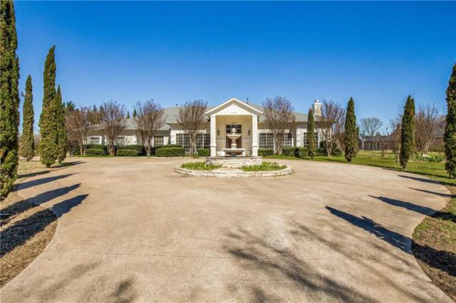 5107 Estate Lane, Parker, TX 75094 (MLS #14038866) :: RE/MAX Town & Country