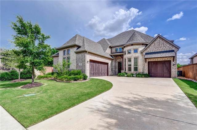 1624 Whirlaway Court, Allen, TX 75002 (MLS #14038958) :: The Chad Smith Team