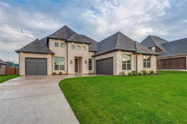 304 Carrington Drive, Argyle, TX 76226 (MLS #14039115) :: The Real Estate Station
