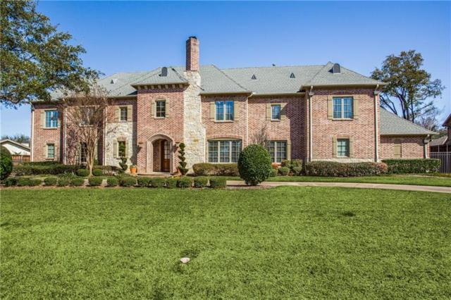 6737 Briar Cove Drive, Dallas, TX 75254 (MLS #14039210) :: Hargrove Realty Group