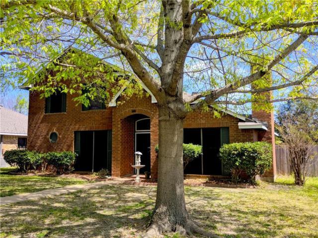 5430 Blue Cove Drive, Garland, TX 75043 (MLS #14039319) :: Baldree Home Team