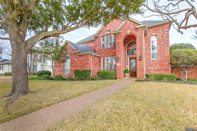 4705 Lakeshore Court, Colleyville, TX 76034 (MLS #14039510) :: The Heyl Group at Keller Williams