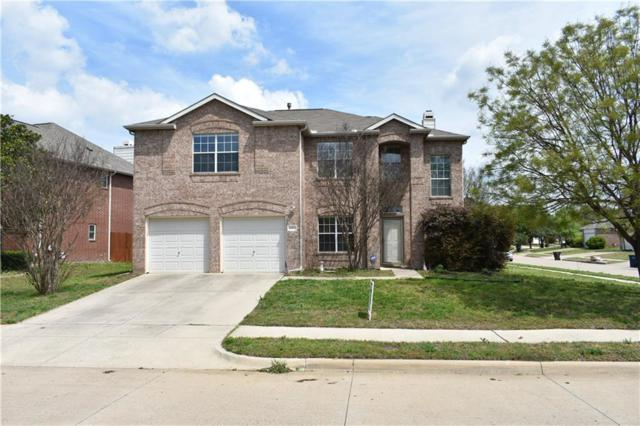 8450 Island Circle, Fort Worth, TX 76137 (MLS #14039680) :: The Tierny Jordan Network