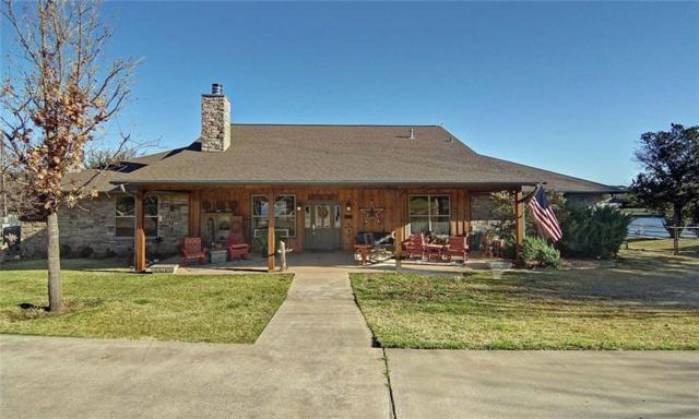 1041 Agarita Circle, Possum Kingdom Lake, TX 76449 (MLS #14040040) :: RE/MAX Landmark