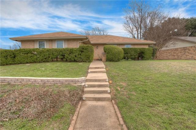 7051 Willowview Street, Fort Worth, TX 76133 (MLS #14040228) :: Real Estate By Design
