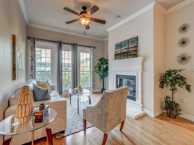3400 Welborn Street #404, Dallas, TX 75219 (MLS #14040356) :: The Hornburg Real Estate Group