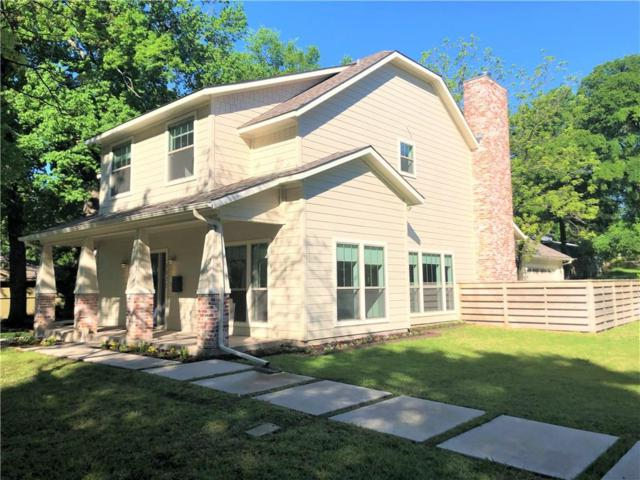 8821 Eustis Avenue, Dallas, TX 75218 (MLS #14040716) :: The Hornburg Real Estate Group