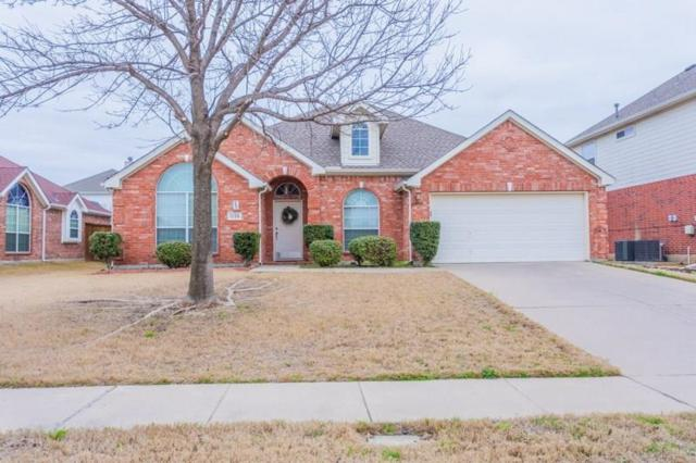 1136 Coolidge Street, Plano, TX 75094 (MLS #14041924) :: The Heyl Group at Keller Williams