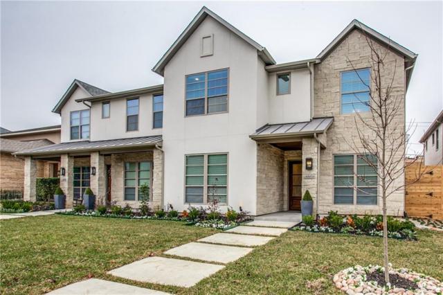 6508 Del Norte Lane, Dallas, TX 75225 (MLS #14042175) :: Robbins Real Estate Group