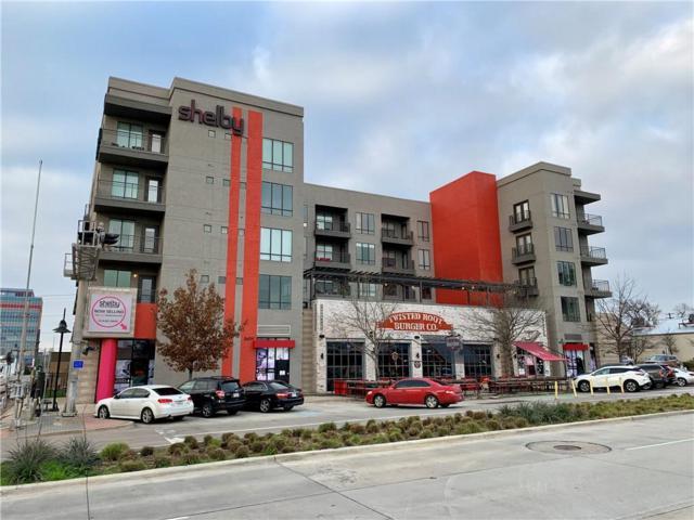 5609 Smu Boulevard #204, Dallas, TX 75206 (MLS #14042258) :: Van Poole Properties Group