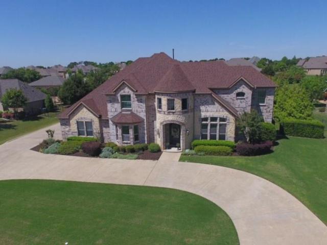 2205 Bella Lago Drive, Flower Mound, TX 75022 (MLS #14042554) :: Real Estate By Design