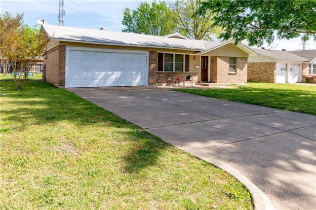 5617 Jane Anne Street, Haltom City, TX 76117 (MLS #14042602) :: The Paula Jones Team | RE/MAX of Abilene