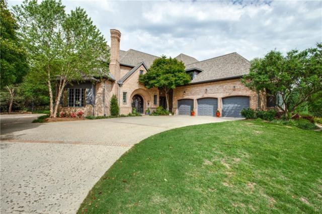 1 Wooded Lane, Allen, TX 75013 (MLS #14042640) :: Hargrove Realty Group