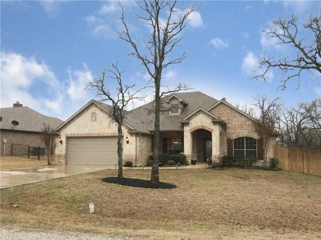 121 Hauser Place, Runaway Bay, TX 76426 (MLS #14042654) :: Robinson Clay Team