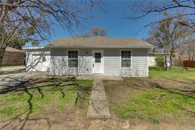 715 Thompson Drive, Lake Dallas, TX 75065 (MLS #14043195) :: Baldree Home Team