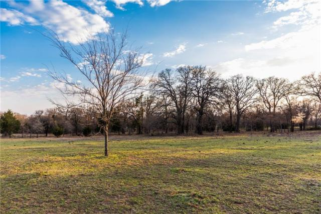 Lot 5 Knotted Oaks Way, Valley View, TX 76272 (MLS #14043489) :: The Heyl Group at Keller Williams