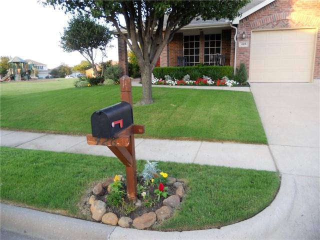 426 Fireberry Drive, Fate, TX 75087 (MLS #14044116) :: Real Estate By Design