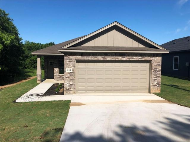 218 S Preston Drive, Alvarado, TX 76009 (MLS #14044412) :: Baldree Home Team