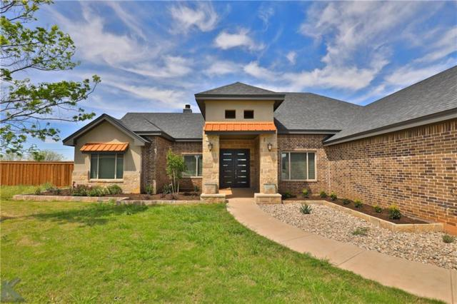 234 Alex Way, Abilene, TX 79602 (MLS #14044469) :: RE/MAX Town & Country