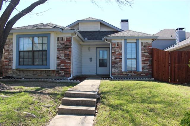1804 Sherwood Place, Carrollton, TX 75006 (MLS #14044980) :: The Good Home Team