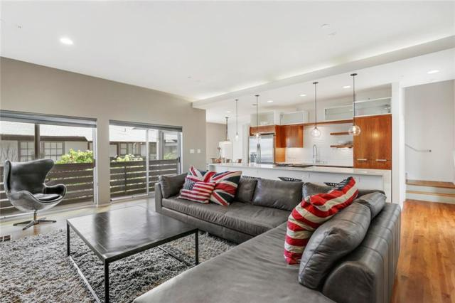 5205 Capitol Avenue #8, Dallas, TX 75206 (MLS #14044998) :: Robbins Real Estate Group