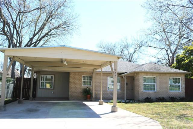 705 Apache Trace, Grand Prairie, TX 75051 (MLS #14045128) :: The Heyl Group at Keller Williams
