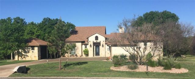 136 Birdie Drive, Lipan, TX 76462 (MLS #14045338) :: RE/MAX Town & Country