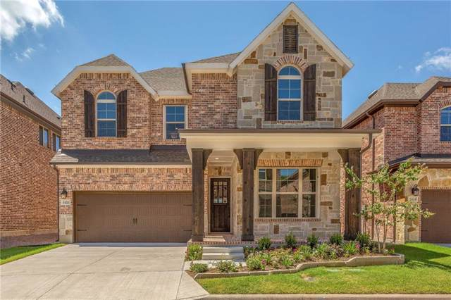 5428 Hennessey Road, Richardson, TX 75082 (MLS #14046040) :: The Real Estate Station