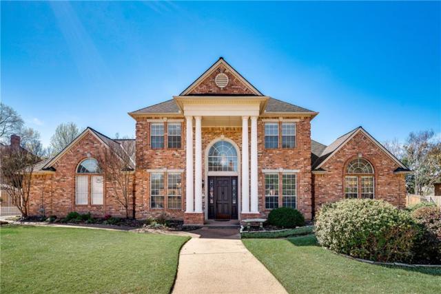 105 Mill Crossing E, Colleyville, TX 76034 (MLS #14046042) :: Kimberly Davis & Associates